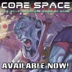 Core Space ist ein Science Fiction...