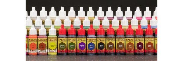 Army Painter - Warpaints Farben