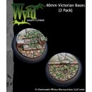 Base Inserts: Victorian Streets: 40mm