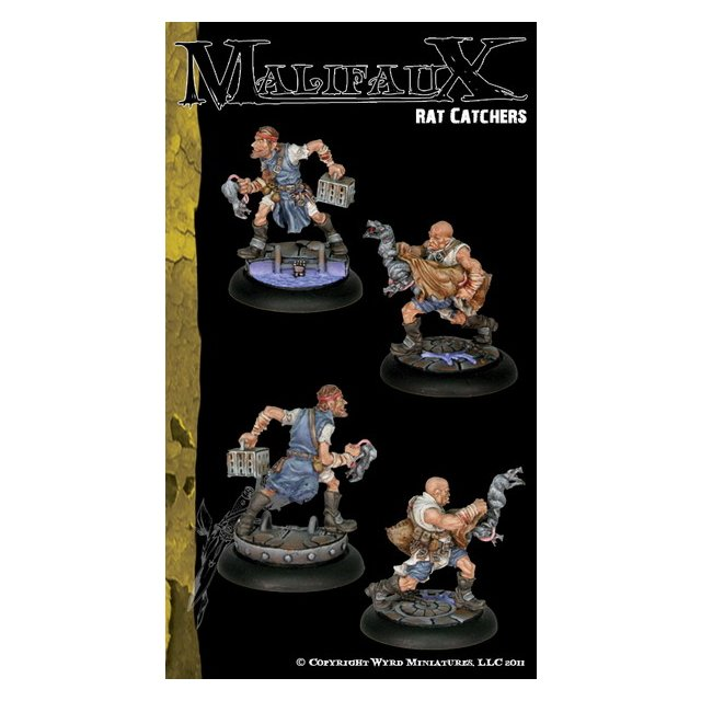Rat Catchers (2 pack)