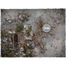 Walking Dead City tiles 6 Teile 2 x 2 Mousepad
