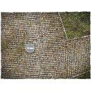Game mat - Cobblestone Streets 3 x 3 Mousepad - Malifaux