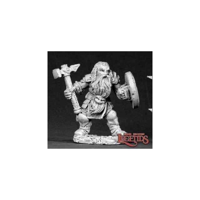 Bjorn, Dwarven Warrior