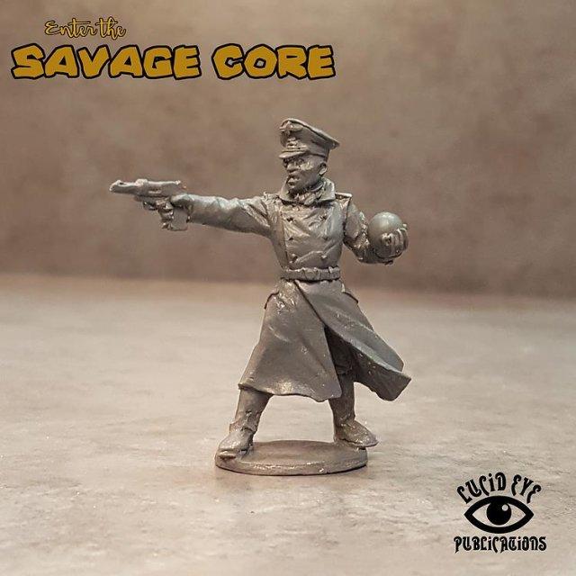 Herr Klee Treasure Hunter