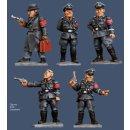Arrogant Gestapo Officers