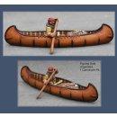 Trapper Canoe (resin canoe)