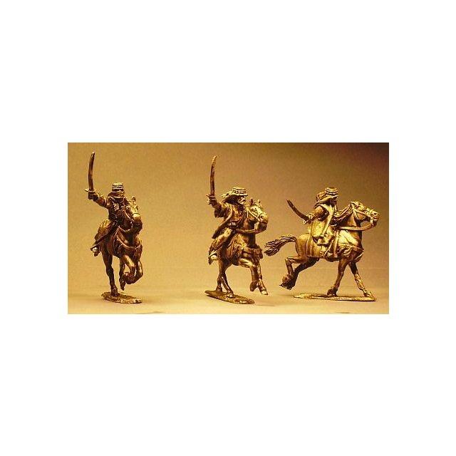 Arab Cavalry II (3 figures)