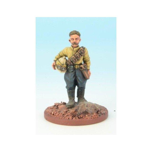 Commandant Munroe