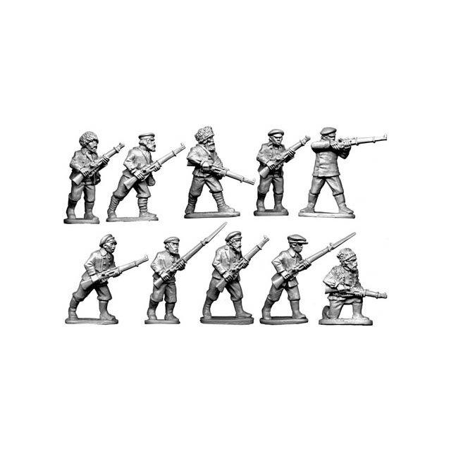 Russian Partisans (10)