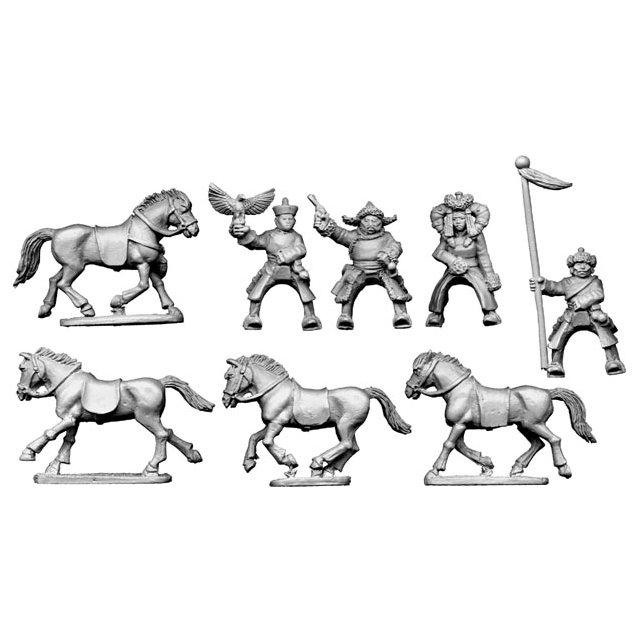 Mongol Leaders (3)