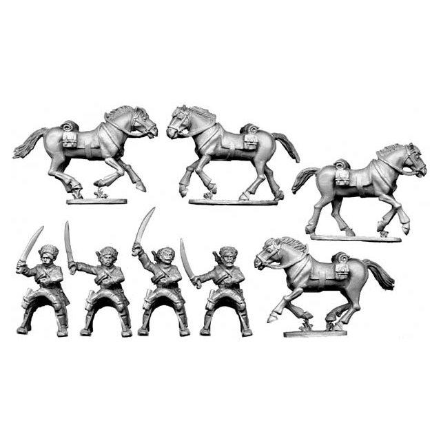White Russian Cossacks (3)