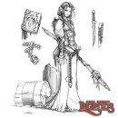 Hyrekia, Sorceress