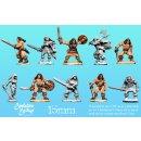 15mm Barbarian Heroes (10)