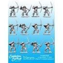 15mm Barbarian Archers (12)