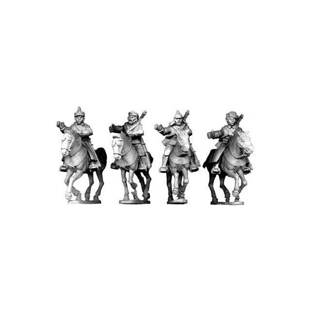Bolshevik Lancers/Std. Bearers (3)