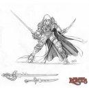 Deladrin, Assassin