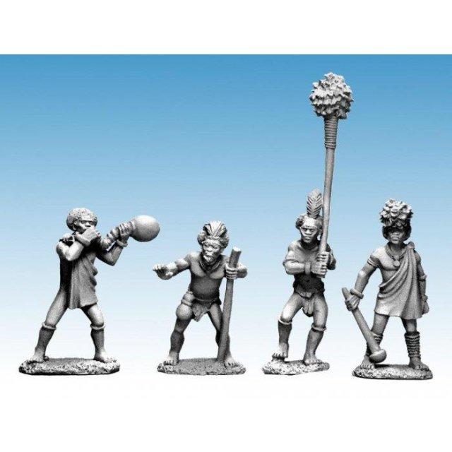 Shilluk Characters (4)