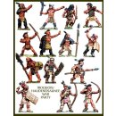 Iroquois/Haudenosaunee War Party Boxed Set (14)