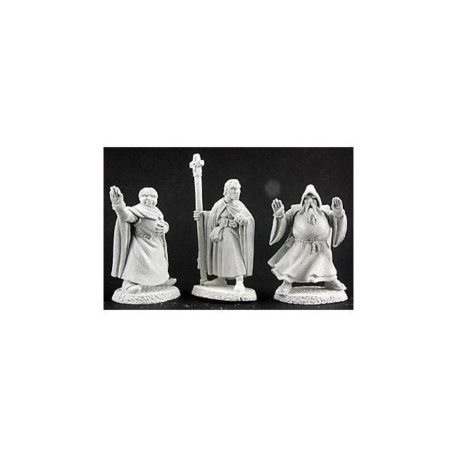 Townsfolk VII: Clergy (3)