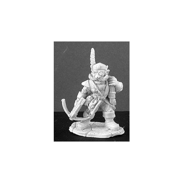 Marius Burrowell, Gnome Thief