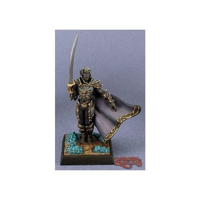 Toreth, Male Dark Elf