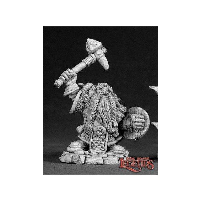 Orin Ramheim, Dwarf Warrior