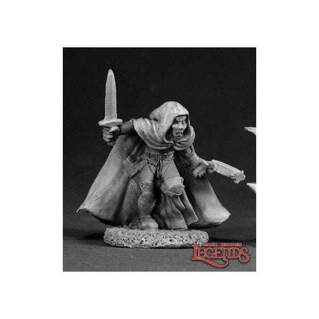 Darnath, Male Elf Thief