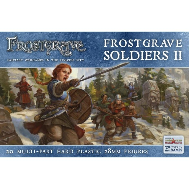 Frostgrave Female Warband (20)