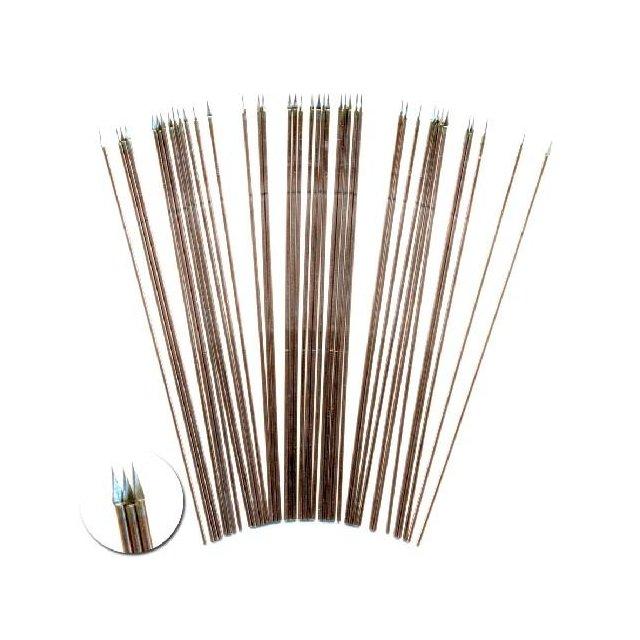 Draht Speere - Wire Spears 100 mm (20)