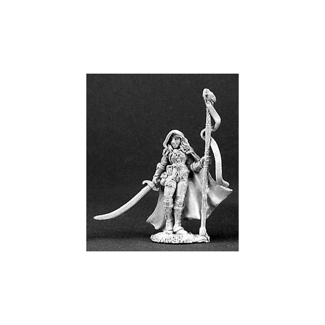Maralise Moonscythe, Druid