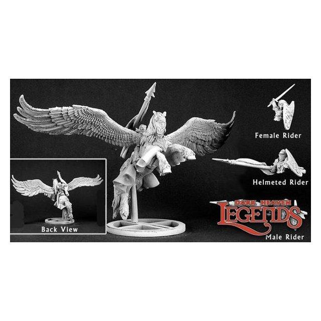 Barros & Tempest, Paladin on Pegasus