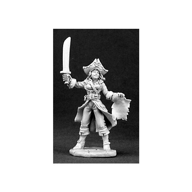 Vandora Waverunner, Pirate