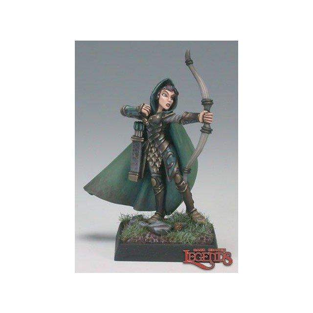 Alistrilee, Elf Archer