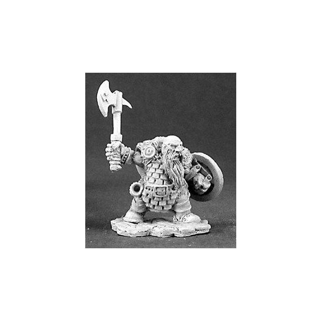 Gerrin Greystone, Dwarf