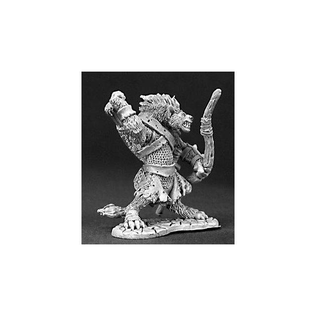 Blacktongue, Gnoll Ranger