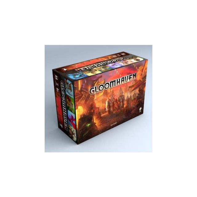 Gloomhaven (Deutsch) 3. Auflage