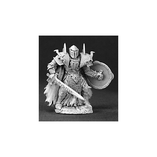 Benedikt Hellhorn, Evil Warrior