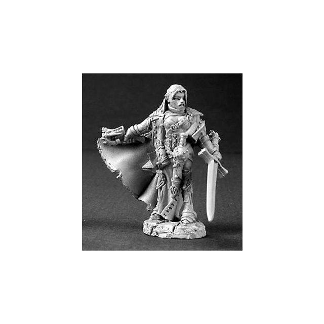 Shaedra, Female Paladin