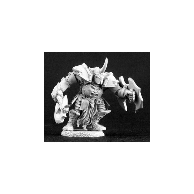 Hargak the Flayer, Evil Warrior