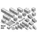 Gothic Dungeon Builder - Mold #45