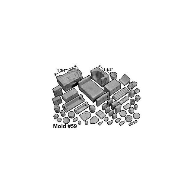 Unique Inn Accessories  - Mold #59