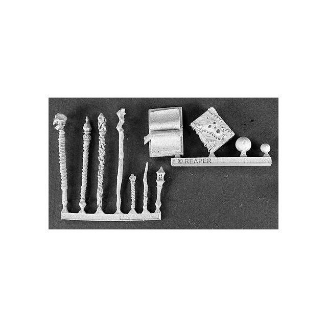 Adventuring Accessories: Magic items