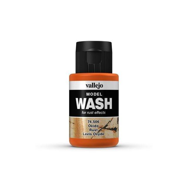 Model Wash 506 Rust