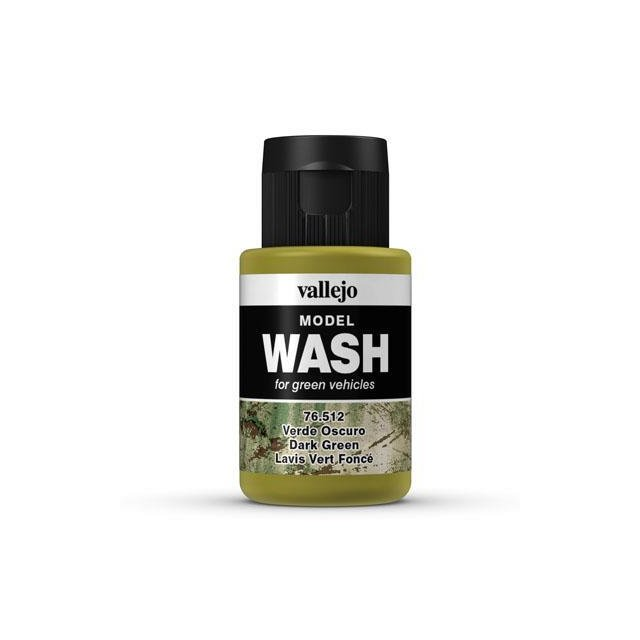 Model Wash 512 Dark Green