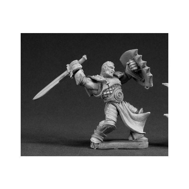 Kale Nolan, Heroic Warrior