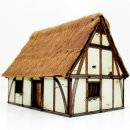 High Medieval Painted Cottage