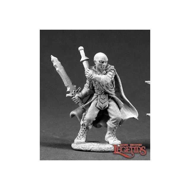 Ridley Darkedge, Male Rogue