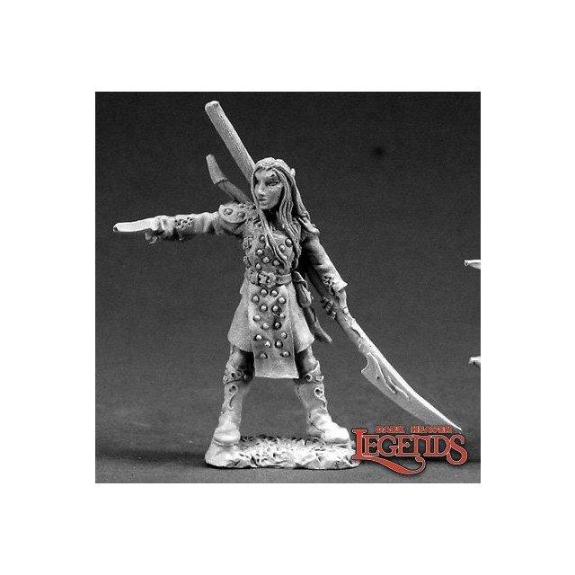 Eldolan, Elf Fighter