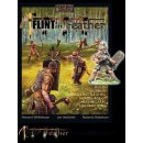 Flint and Feather - The Rulebook inkl. Gratis Figur