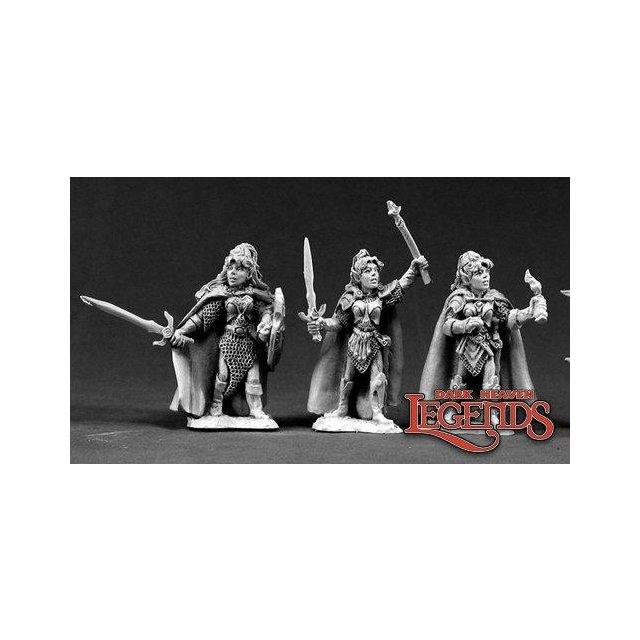 DHL Classics: Female Elves (3)